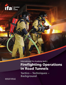 Firefighting Operations in Road Tunnels | Dodax.nl