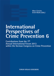 International Perspectives of Crime Prevention 6   Dodax.ch
