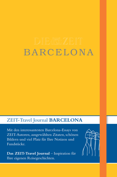 DIE ZEIT Travel Journal Barcelona | Dodax.ch