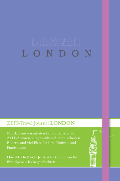 DIE ZEIT Travel Journal London | Dodax.ch