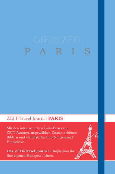 DIE ZEIT Travel Journal Paris | Dodax.at