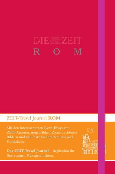 DIE ZEIT Travel Journal Rom | Dodax.ch