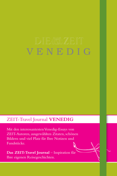 DIE ZEIT Travel Journal Venedig | Dodax.at