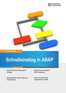 Schnelleinstieg in ABAP | Dodax.at