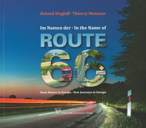 Im Namen der Route 66. In the Name of Route 66 | Dodax.at