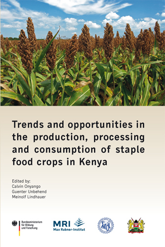 Trends and opportunities in the production, processing and consumption of staple food crops in Kenya   Dodax.ch