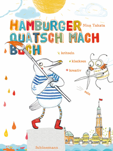 Hamburger Quatsch-Mach-Buch | Dodax.at