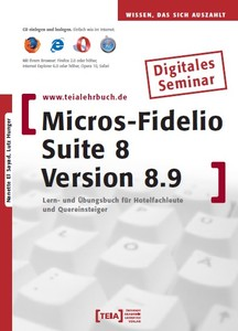 MICROS-Fidelio SUITE 8 Version 8.9, CD-ROM | Dodax.at