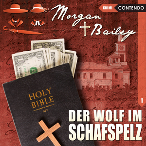 Morgan & Bailey - Der Wolf im Schafspelz, 1 Audio-CD | Dodax.at