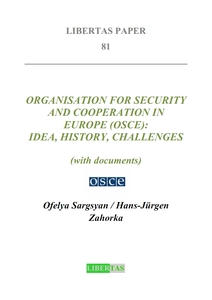 Organisation for Security and Cooperation in Europe (OSCE) | Dodax.ch