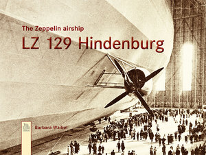 The Zeppelin airship LZ 129 Hindenburg | Dodax.ch