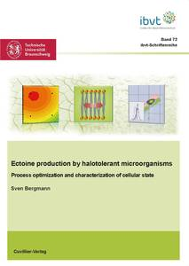 Ectoine production by halotolerant microorganisms – Process optimization and characterization of cellular state | Dodax.ch