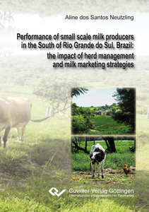 Performance of small scale milk producers in the South of Rio Grande do Sul, Brazil | Dodax.nl