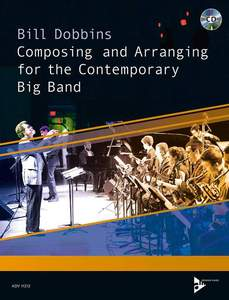 Composing and Arranging for the Contemporary Big Band, m. Audio-CD | Dodax.at