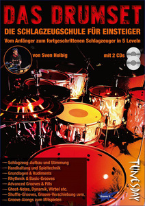 Das Drumset, mit 2 Audio-CDs | Dodax.at