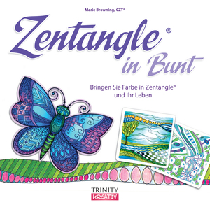 Zentangle® in Bunt | Dodax.pl