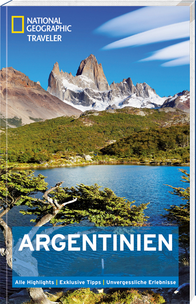 National Geographic Traveler Argentinien | Dodax.at