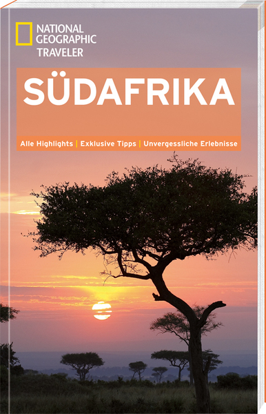 National Geographic Traveler Südafrika | Dodax.at