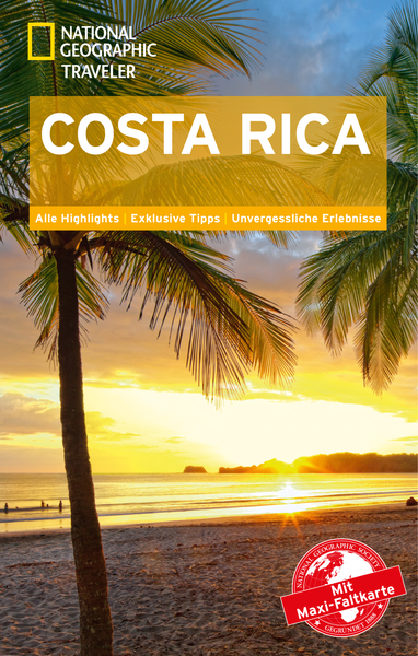 National Geographic Traveler Costa Rica | Dodax.ch