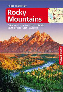 Vista Point Reisen Tag für Tag Reiseführer Rocky Mountains - Colorado, Idaho, Montana, Nebraska, South Dakota, Utah, Wyoming | Dodax.ch