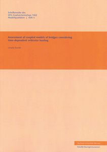 Assessment of coupled models of bridges considering time-dependement vehicular loading   Dodax.ch