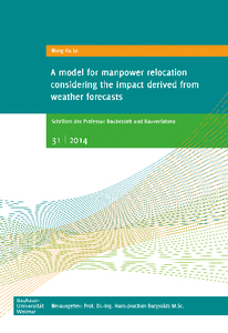 A model for manpower relocation considering the impact derived from weather forecasts   Dodax.ch
