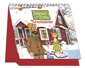 Pettersson und Findus Adventskalender | Dodax.at