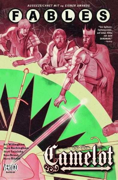 Fables - Camelot | Dodax.ch