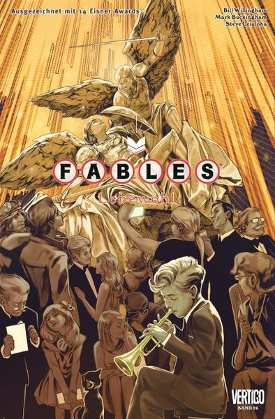 Fables: Lebewohl | Dodax.ch