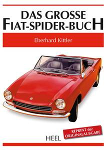 Das grosse Fiat-Spider-Buch | Dodax.at