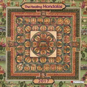 The Healing Mandalas 2017 | Dodax.at