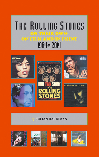 THE ROLLING STONES ON THEIR OWN, ON FILM AND IN PRINT 1964- 2014 | Dodax.pl