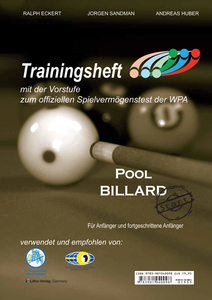 Trainingsheft Pool Billard PAT-Start | Dodax.at