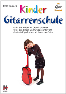 Kindergitarrenschule | Dodax.co.uk