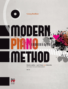 Modern Piano Method | Dodax.ch