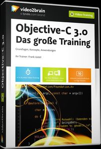 Objective-C 3.0 - Das große Training, DVD-ROM | Dodax.at