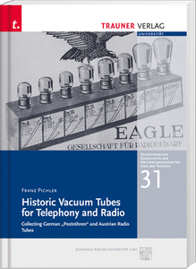 Historic Vacuum Tubes for Telephony and Radio | Dodax.pl
