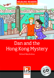 Dan and the Hong Kong Mystery, mit 1 Audio-CD | Dodax.pl