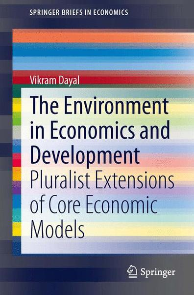The Environment in Economics and Development | Dodax.ch
