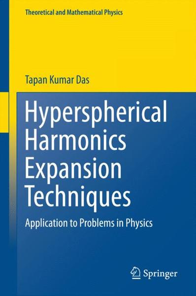Hyperspherical Harmonics Expansion Techniques | Dodax.at