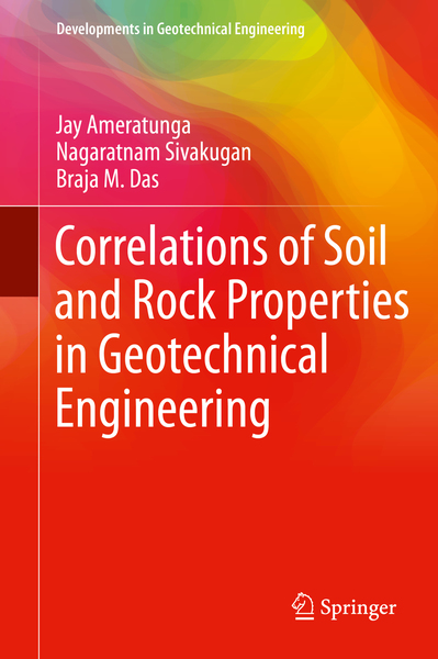 Correlations of Soil and Rock Properties in Geotechnical Engineering | Dodax.ch