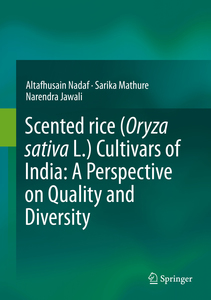 Scented rice (Oryza sativa L.) Cultivars of India: A Perspective on Quality and Diversity | Dodax.ch