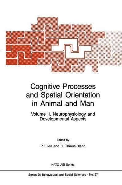 Cognitive Processes and Spatial Orientation in Animal and Man | Dodax.pl