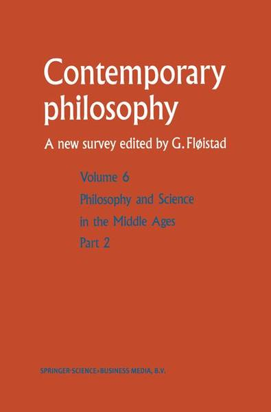 Philosophie et science au Moyen Age / Philosophy and Science in the Middle Ages | Dodax.ch