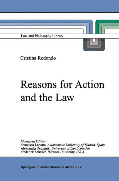 Reasons for Action and the Law   Dodax.pl