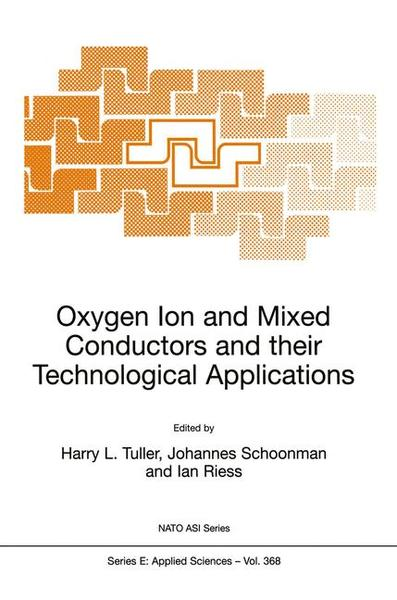Oxygen Ion and Mixed Conductors and their Technological Applications | Dodax.pl