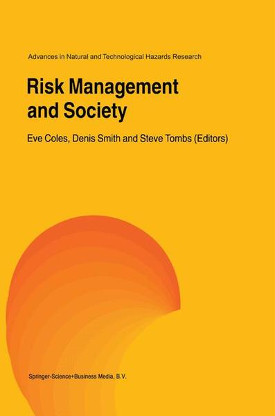 Risk Management and Society | Dodax.pl