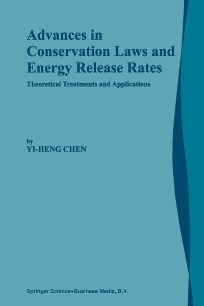 Advances in Conservation Laws and Energy Release Rates | Dodax.ch