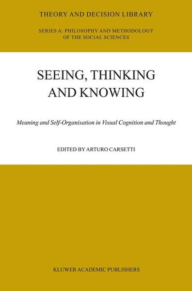 Seeing, Thinking and Knowing | Dodax.ch
