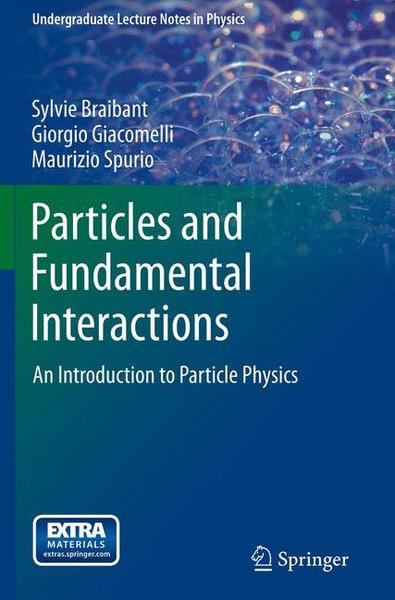 Particles and Fundamental Interactions | Dodax.ch